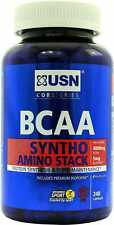 USN BCAA Syntho Stack 240 Caps & FREE SAMPLE!