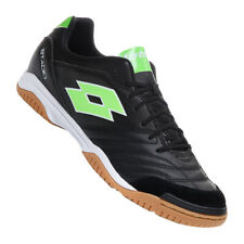 Lotto Stadio 300 II Id Ic Hall Negro Verde F1NI
