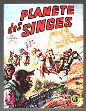 PLANETE DES SINGES n°8 ## 1977 LUG ## TBE