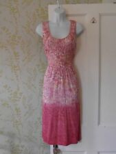 Fat Face Sundress Viscose Floral Dresses for Women