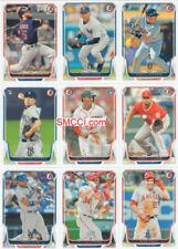Bowman Baseball Cards Season 2014