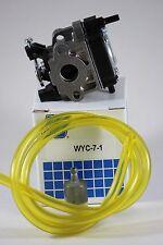 Walbro WYC-7-1 OEM GENUINE Carburetor Toro F-Series Trimmer  COMBO!