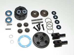 ASC80944 TEAM ASSOCIATED RC8 T3.2E TRUGGY FRONT DIFFERENTIAL SET