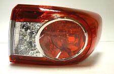 TOYOTA COROLLA 2010-2013 BERLINE tige arrière droite Signal d'arrêt feux lampe