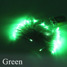 Perfect Holiday 10-100 LED 1M-10M Battery Operated String Lights Fairy Wedding