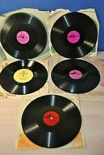 OLD Gramophone record Vinyl SOVIET USSR 21