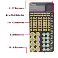 Batterie Aufbewahrungsbox für Batterien Batteriewest Organizer der Batterien