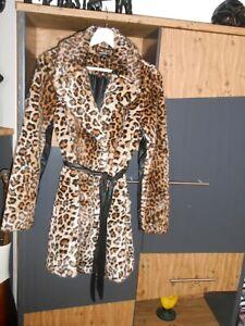 manteau léopard morgan T40