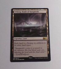 Urborg, Tomb of Yawgmoth EX/NM M15 Magic 2015 MTG ENGLISH Magic the Gathering