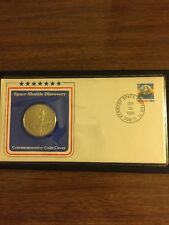 Space Shuttle Discovery Five Dollar Coin Commemorative Cover