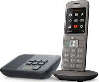 Gigaset CL660A DECT-Telefon Anthrazit, Schwarz - Plug-Type C (EU)