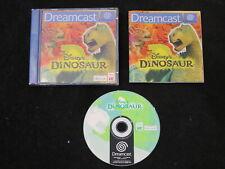 DC : DISNEY'S DINOSAUR - completo, ITA ! Dreamcast - CONSEGNA IN 24/48H !