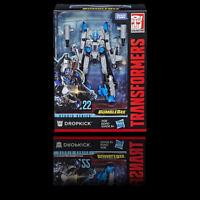 Transformers Hasbro Studio Series #22 Movie Bumblebee Deluxe Copter DROPKICK NEW