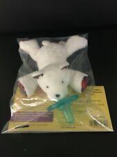WubbaNub Infant Baby Soothie Pacifier Baby Polar Bear New Authentic Wubbanub
