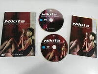 Nikita - 2 DVD Steelbook French Deutsch - German Edition Luc Besson - Am