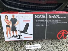 Adjustable Marcy Abdominal Weight Bench MKB-211 FAST FREE SHIPPING
