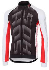 GHOST Radtrikot lang Performance Jersey long black//grey 2017 XXL