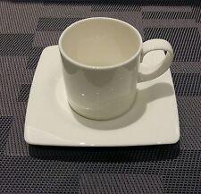 Royal Fine China Livellara - Time Square White - 6 tazze Caffè c/p Rivenditore