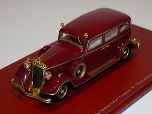 1/43 True Scale TSM 1932 Cadillac Deluxe Tudor  Emperor of China  TSM124312