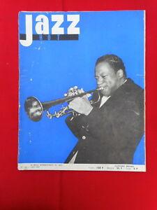 MUSIQUE JAZZ HOT JUIN 1957  N° 122