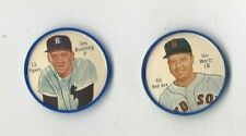 1962 Salada Baseball Coin -Vic Wertz #60 near mint (see scan)