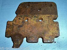 plaque d'espacement entonnoir d'essieu Droit de Hanomag Brillant 600