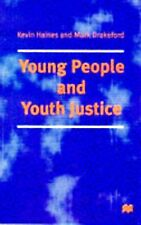 Young People and Youth Justice by Mark Drakeford