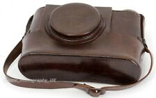 Leather Case by LEITZ Wetzlar for Leica Ic LEICA IF IIf with High Top for Acces.