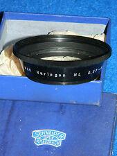 VARIOGON 848 NL 0.57-0.41 m germany 52-64mm LENS FILTRE camera APPAREIL PHOTO