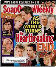 Soap Opera Weekly - 2010, September 14 - As the World Turns Heartbreaking End