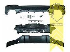 Heckansatz alerón difusor para bmw g30 Limousine g31 Touring para m-paquete