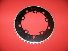 NOS  PRO NECK BMX 45T UNIVERSAL CHAINRING IN BLACK COLOR FOR 110/130 MM