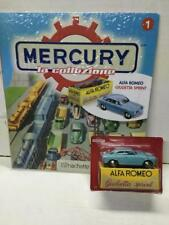 Hachette Mercury Reproduction ALFA ROMEO GIULIETTA SPRINT MIB, 2018