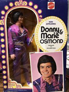 Vintage Donnie Osmond Barbie Doll 1976 Mattel - NRFB box Original 1970s W21