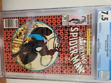 MARVEL COMICS CGC 7.5 THE AMAZING SPIDER-MAN #300 5/88 WHITE PAGES