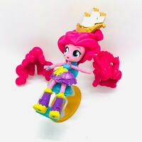 My Little Pony G4 Equestria Girls Minis EQG Switch a Do Salon Set Pinkie Pie