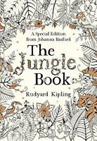 The Jungle Book: A Special Edition from Johanna Basford (Gift Colouring Book) by