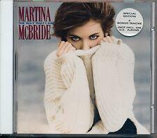 The Way That I Am - Martina McBride cd vgc