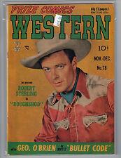 Prize Comics Western, Vol. 8, No 5, Nov-Dec 1949