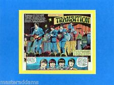 BEATLES MUSICAL TRANSITION PROFESSIONALLY MATTED PRINT Munich Circus Krone