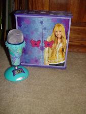 Miley Cyrus - Disney's Hannah Montana Microphone Clock & Jewelry Box