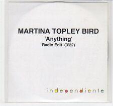 (EC278) Martina Topley Bird, Anything - DJ CD