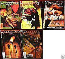 THE DREAMING 9 10 28 39 1996 & SPECIAL 1 1998 DC VERTIGO