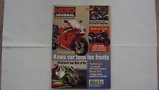 MOTO JOURNAL - n°1197 - 21/09/1995 - Kawazaki ZX-7R
