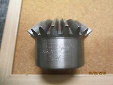 """3//16/"""" keyway 0.750/"""" Bore 90° Angle Nylon Miter Gear GP1020Y 10 Dia Pitch"""