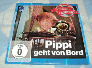 Astrid Lindgren: Pippi Langstrump Pippi geht von Bord  DVD  Inger Nilsson