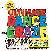 !  Various Artists - Ultimate Dance Craze cd freepost in very good condition