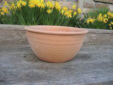LAMPADINA TERRACOTTA CIOTOLA VASO/Yorkshire vaso di fiori 31 cm di diametro (311)