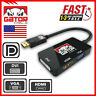 DisplayPort Male To DVI-D HDMI VGA Female Adapter Converter Cable 4K 1080P 3in1