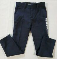 English Laundry~Boys Navy Blue Dress Pants~NWT~ Size 7~Slim Fit